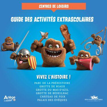 Guia para atividades extracurriculares