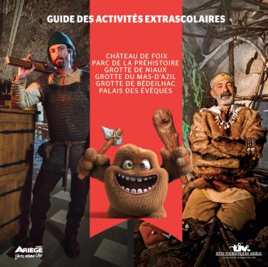 Guía de actividades extracurriculares