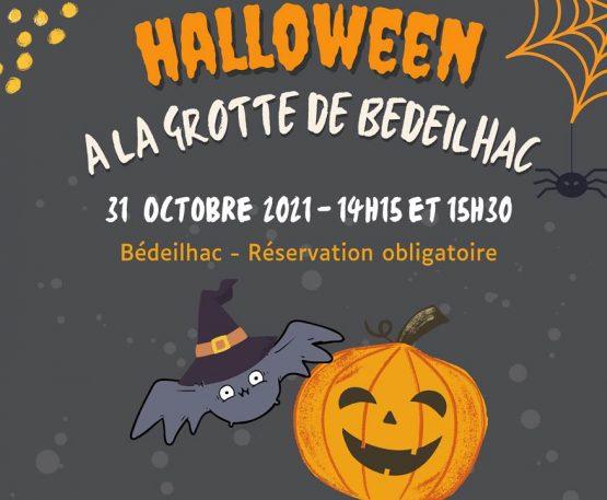Halloween alla grotta di Bédeilhac