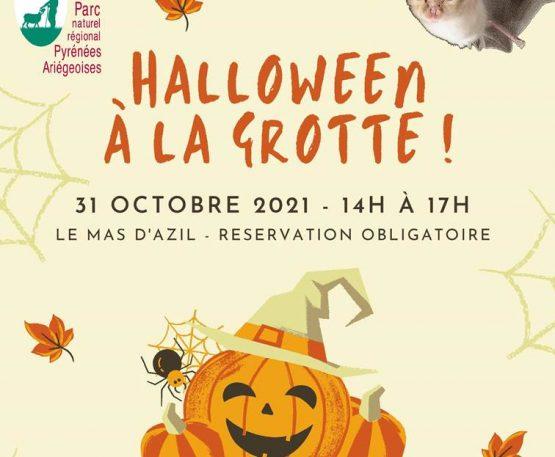 Halloween alla grotta Mas-d'Azil